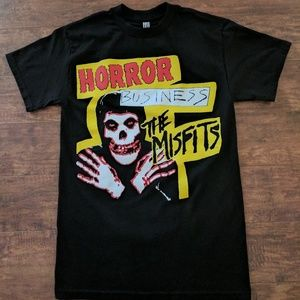 NEW Misfits Horror Business unisex tshirt
